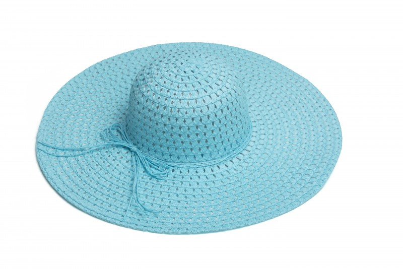 Chapéu de palha: Oia